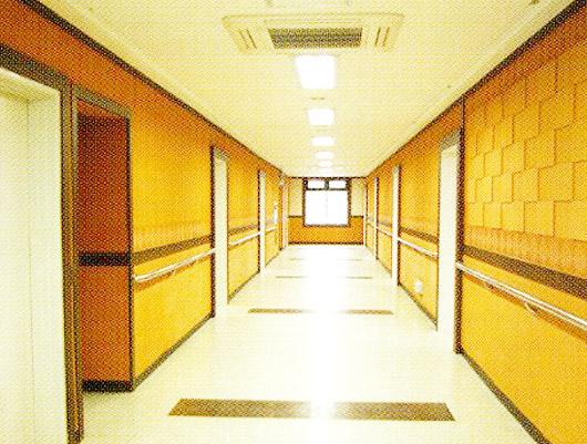 Hospital Rooms And Corridors Of Bokju Hospital